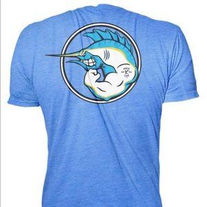 "Brand New Rogue Fitness Tosh ""Big Fish"" T-Shirt"
